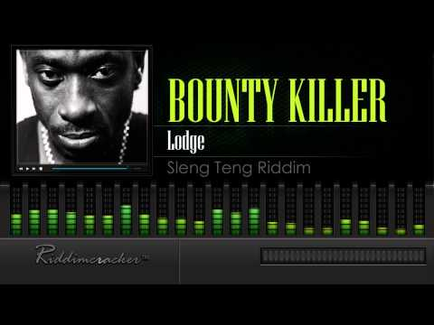 Bounty Killer - Lodge (Sleng Teng Riddim) [HD]