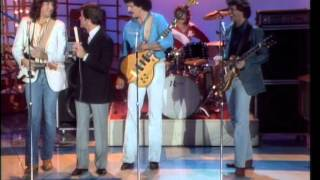Dick Clark Interviews Pure Prairie - American Bandstand 1980