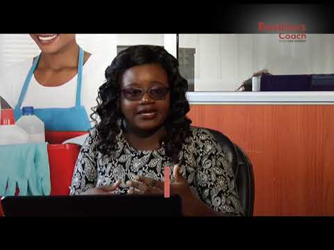 The cleaning business with Anyiti Nanyama Part 2 | The Business Coach