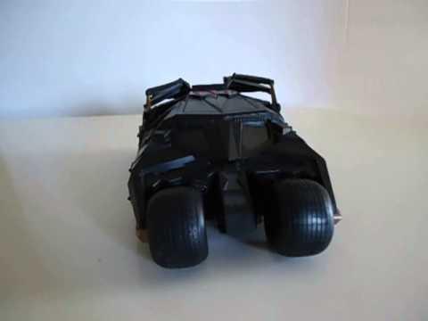 Batimovil Carro De Batman Caballero De La Noche Youtube