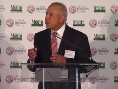 2009 Global Business Forum: Arun Sarin - former CEO, Vodafon