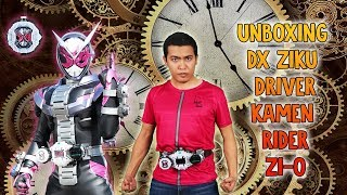 Download Video ARMOR TIME! REAL LIFE HENSHIN - DX Ziku Driver - Kamen Rider Zi-O - Unboxing & Review MP3 3GP MP4