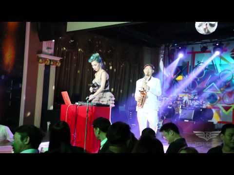 DJ LP [ลูกปลา] | Aut Thailand's Got Talent | FHM Girls Next Door 2014