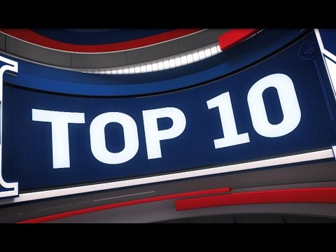 Top 10 NBA Plays of the Night: April 9, 2017