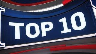 Top 10 NBA Plays of the Night: April 9, 2017