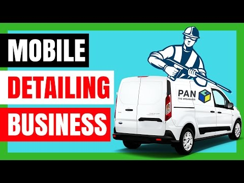 How To Start A Mobile Car Wash Business !!