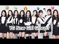 YG Upcoming New Girl Group After Black Pink?