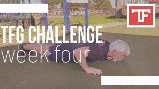 TFG CHALLENGE Week 4