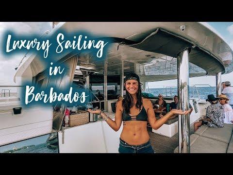 Luxury Catamaran Cruise in Barbados: Vlog 3