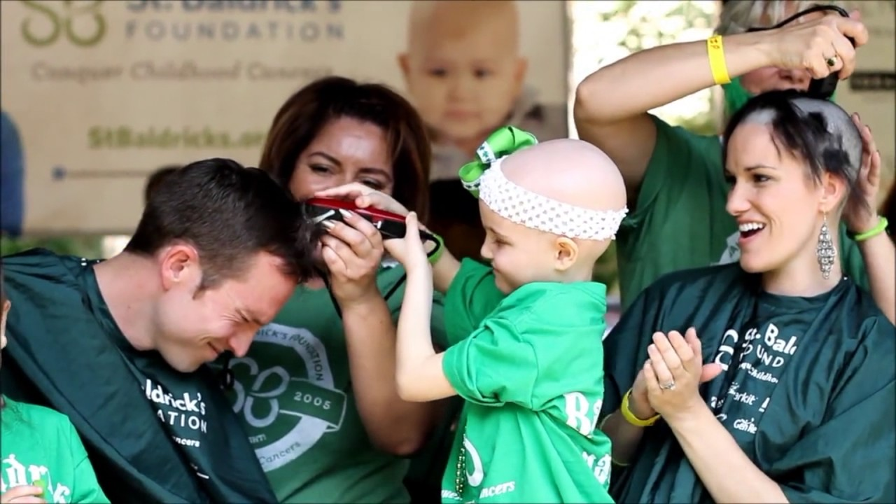 2017 St. Baldrick's Event Registration is Open - YouTube