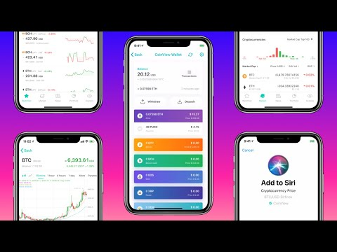 Coinview Crypto App Introduction