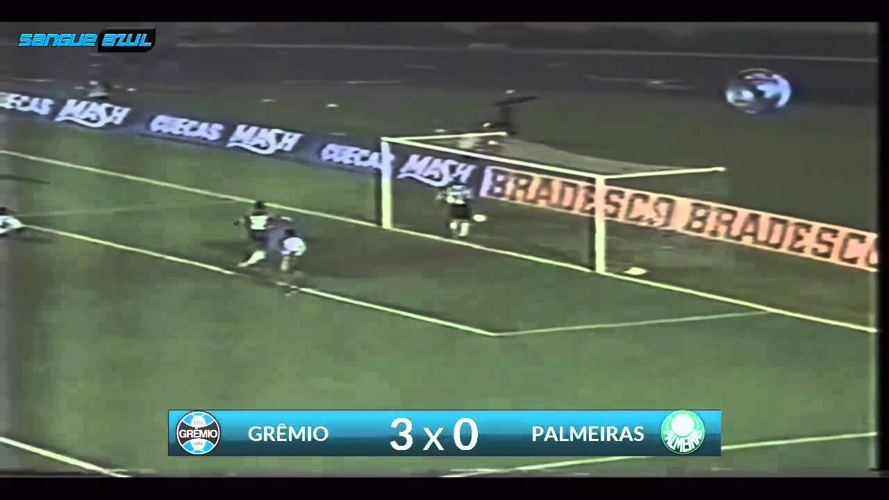 Gremio E Palmeiras Libertadores