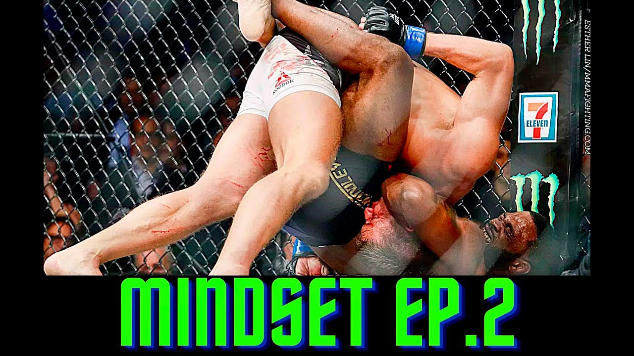 Why Tyron Woodley Didn't Finish Me At UFC 205 | Mindset Ep. 2