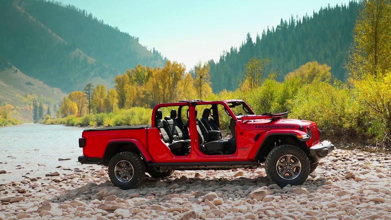 2020 Jeep Gladiator Youtube