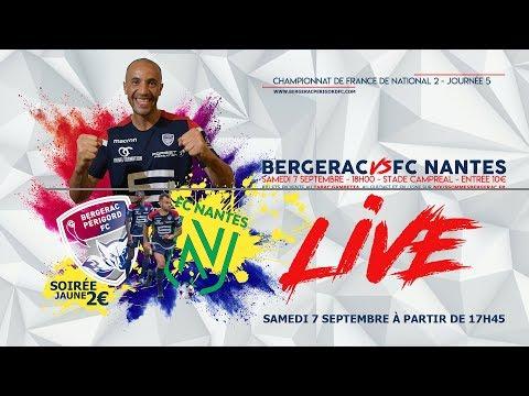 BPFC - FC NANTES (B)