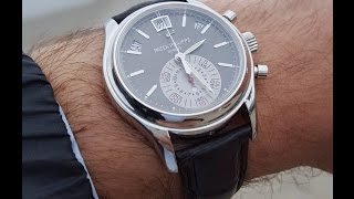Patek Philippe 5960 P Annual Calendar Chronograph REVIEW