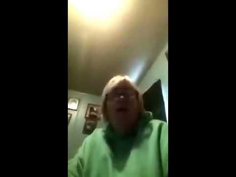 Tina DANDRUDGE TELLS THE TRUTH ANGRY GRANDPA AND KIDBEHINDACAMER