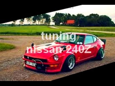 tuning nissan 240z spec perf et dirt gameplay fr the. Black Bedroom Furniture Sets. Home Design Ideas