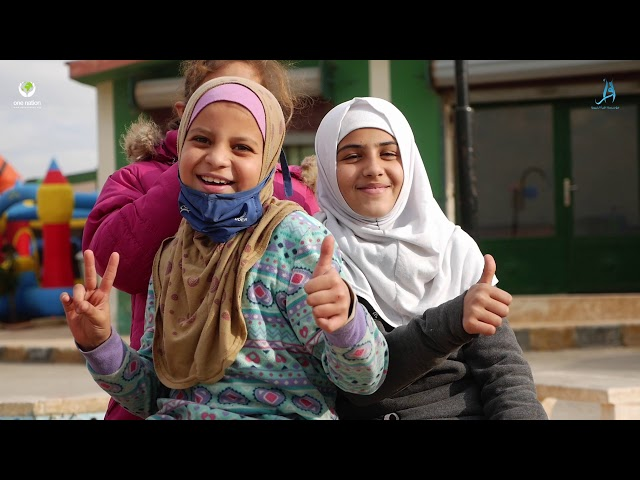 Fun Day For The Orphans In Syria  November 2020