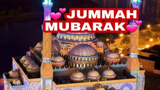 Assalamu Allaikum🌹🌹JUMMA MUBARAK 🌹🌹beautiful Islamic WhatsApp status🌹 (2019)