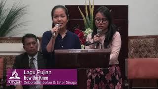 Hari Ketiga Bow the Knee - Debora Simbolon & Ester Sinaga