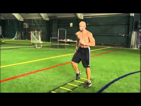 Insanity Asylum Workout Tips with Shaun T, Heisman Agility