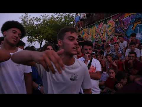 MR.AARON 620 VS MICHU - Octavos - Final NACIONAL GENERAL RAP