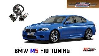 BMW M5 F10 Vossen tuning - тест-драйв, обзор самой мощной BMW M5 в City Car Driving(СКАЧАТЬ И КУПИТЬ ИГРУ: ..., 2016-05-26T07:59:34.000Z)