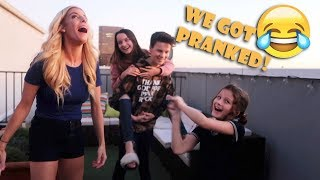 We Got Pranked  WK 362.6 Bratayley