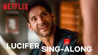 "Tom Ellis Sings ""What Is It You Truly Desire"" 