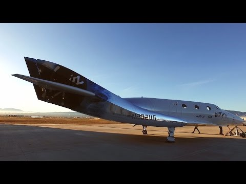 Richard Branson's Virgin Galactic Is Ready for a Comeback