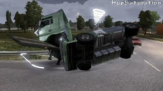 Como fazer bug no Euro Truck Simulator 2 - How to make glitch