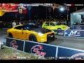 #502 Nissan GT-R R35 vs Daihatsu Charade Aura | 6,6 Detik | King Pro Drag | Malaysia Drag Racing '19