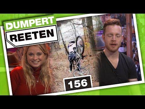 Sylvana, Nick en een beetje René in DUMPERTREETEN 156!!
