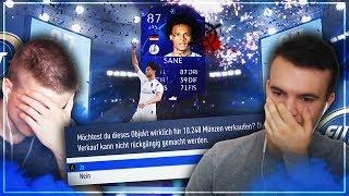 FIFA 19: HEFTIGE CL WALKOUT DISCARDS im Discard PACK QUARTETT! 😭😭