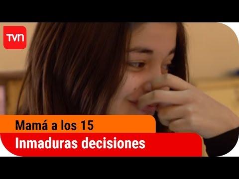 Mamá a los 15 | T01E02: La inmadura decisión de Roma