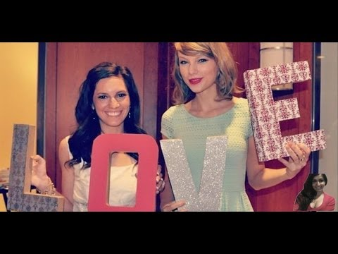 Taylor Swift Crashes Super Fan Bridal Shower Best Bridal Shower Ever - Video Review