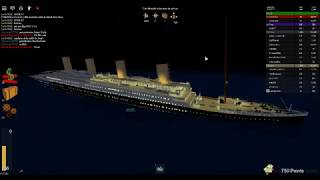 the titanic in roblox (help)