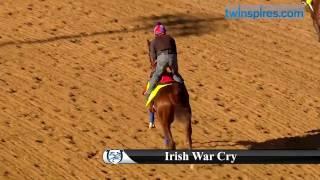 TURF TALK: 2017 Kentucky Derby Clocker Edition, episode 5 (Tuesday)