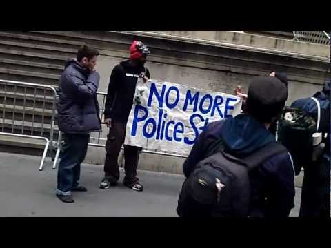 "Rudolf Vasky - part 2.""Occupy Wall street"""