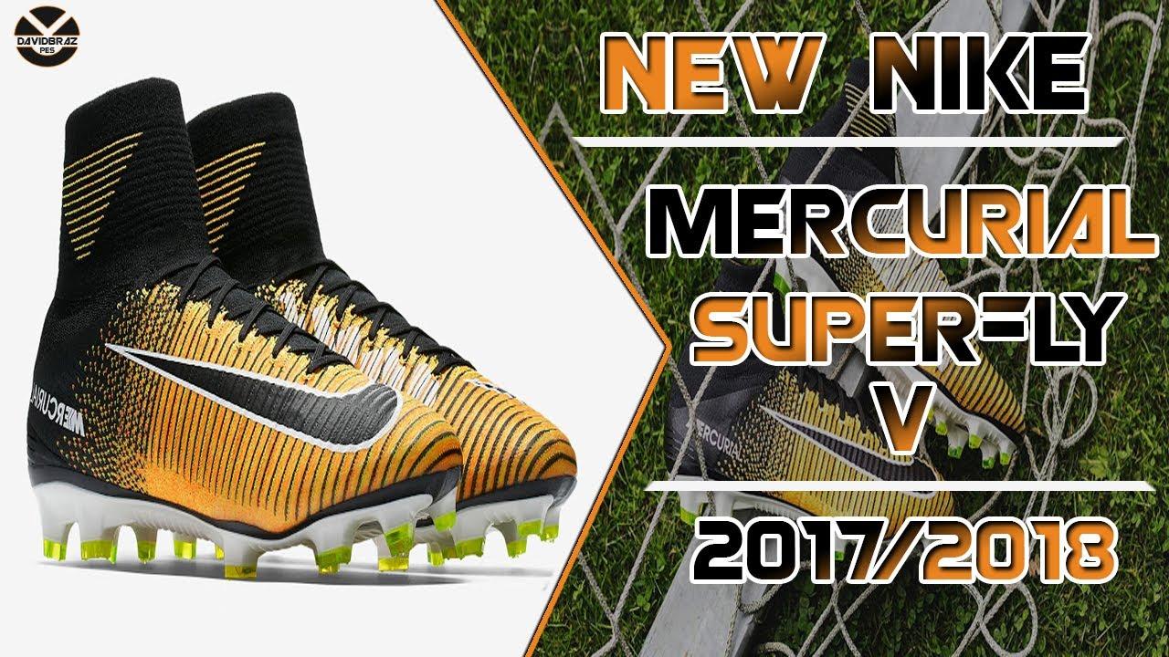 a302ce400 ... sweden pes 2013 new boots u2022 nike mercurial superfly v u2022 2017  2018 u2022 hd bd26a