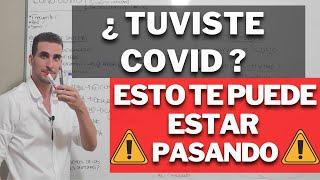 COVID 19| TERRIBLES SINTOMAS PERSISTENTES | LONG COVID | COVID CRONICO