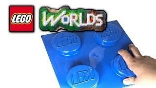 Special LEGO Worlds Unboxing and Haul!