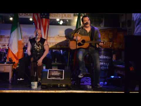 Galway Girl live from downtown Dublin at O'Sullivan's bar