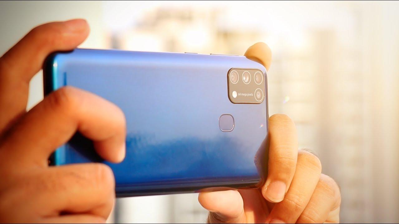 Samsung Galaxy M31 Detailed Camera Review