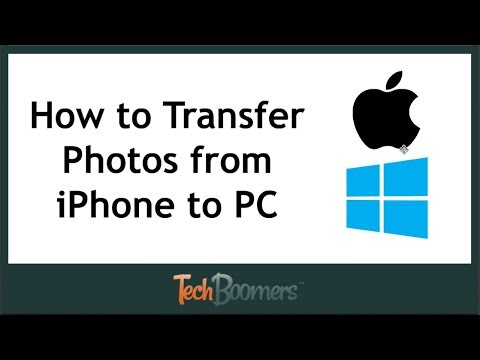How to Transfer Videos from iPhone to PC (and Windows to iPhone) - UPDATED.