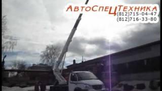 Автовышка ТА-22 ГАЗ-33106(Автовышка ТА-22 на шасси ГАЗ-33106 Валдай (с дизельным двигателем Cummins). Автовышка предназначена для подъема..., 2011-04-29T08:53:32.000Z)