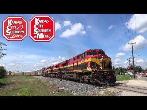 Kansas City Southern Lines: The Movie