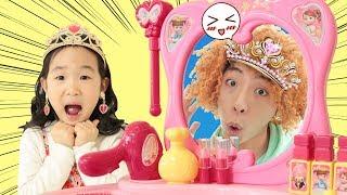 Гарний туалетний столик принцеси - іграшка у Ма Шу Mashu ToysReview