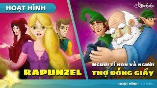 Rapunzel câu chuyện cổ tích hoạt hình phim